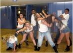PNSA Bromley Dance Troupe rehearsal for Star Power International