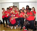 Our whole Starpower International troupe